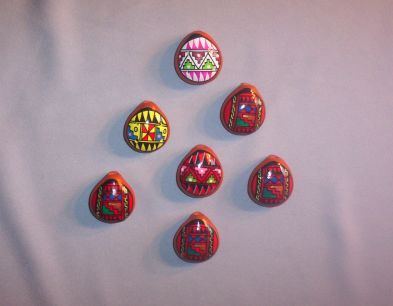 4 hole Ocarinas